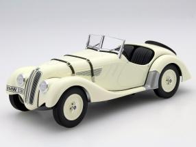 BMW 328 Roadster Baujahr 1936-1940 beige 1:18 Minichamps
