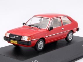 Volvo 343 Year 1976 red 1:43 WhiteBox