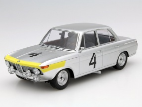 BMW 1800 TiSA #4 Winner 24h Spa 1965 Ickx, van Ophem 1:18 Minichamps