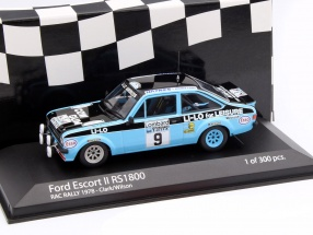 Ford Escort II RS 1800 #9 RAC Rally 1978 Clark / Wilson 1:43 Minichamps