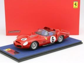 Ferrari 330 TRI #6 Winner 24h LeMans 1962 Gendebien, Hill 1:18 LookSmart