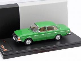Volvo 244 Baujahr 1978 grün 1:43 Premium X