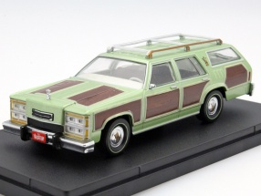 Wagon Queen Family Truckster Film National Vacation 1983 1:43 Greenlight