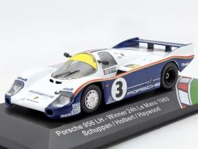 Porsche 956 LH #3 Winner 24h LeMans 1983 Schuppan / Holbert / Haywood 1:43 CMR