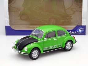 Volkswagen VW Beetle 1303 S World Cup 1974 green / black 1:18 Solido