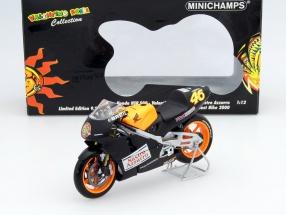 Rossi Honda NSR500 Testbike GP 500 2000 1:12 Minichamps