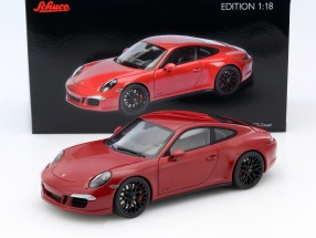 Porsche 911 (991/I) Carrera GTS Coupe red 1:18 Schuco