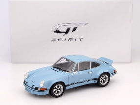 Porsche 911 2.8 RSR light Blue 1:18 GT-SPIRIT