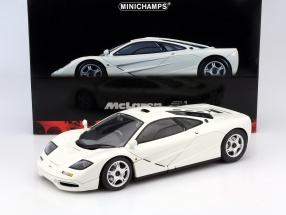 McLaren F1 Roadcar 1994 white 1:12 Minichamps