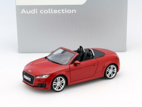 Audi TT Roadster tango red 1:18 Minichamps