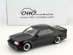 Mercedes-Benz C124 6.0L The Hammer Baujahr 1990 schwarz 1:18 OttOmobile