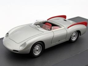 Porsche 356 Zagato Spyder Baujahr 1958 silber 1:43 Matrix
