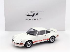 Porsche 911 2.8 RSR white 1:18 GT-SPIRIT