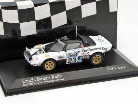 Lancia Stratos #23 RAC Rallye 1976 Walfridson, Frazer 1:43 Minichamps