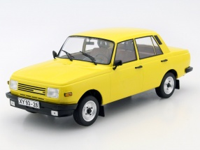 Wartburg 353 yellow 1:18 Model Car Group