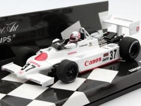 Minichamps 1:43 March honda f2 812-European f2 Championship 1982-Nakajima