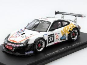 Porsche 911 (997) GT3 R #33 24h Spa 2012 Tuchbant, Dermont, Leclerc, Perera 1:43 Spark