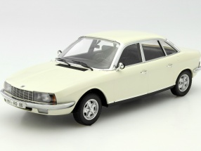 NSU Ro 80 Year 1972 white 1:18 Minichamps