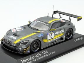 Mercedes-Benz AMG GT3 #16 VLN 2015 Jäger, Seyffarth, Buurmann 1:43 Minichamps