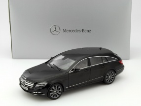 Mercedes Benz CLS-Klasse Shooting Brake obsidian black 1:18 Norev