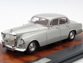 Bentley S2 Continental Hooper Sports Saloon Year 1959 silver 1:43 Matrix