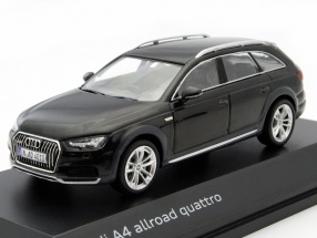 Audi A4 Allroad Quattro myth black 1:43 Spark