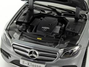 Mercedes-Benz E-Class (W213) AMG Line selenite gray