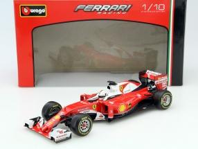 Sebastian Vettel Ferrari SF16-H #5 Formel 1 2016 1:18 Bburago