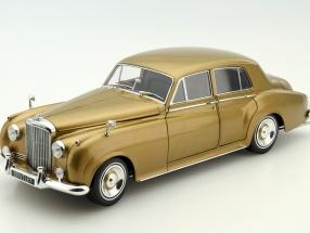 Bentley S2 Year 1960 gold 1:18 Minichamps