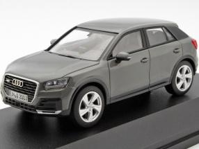 Audi Q2 quantum gray 1:43 iScale