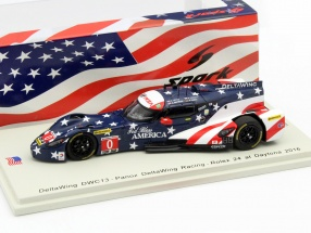 DeltaWing DWC13 #0 24h Daytona 2016 Panoz DeltaWing Racing 1:43 Spark