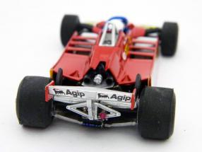 D. Pironi Ferrari 126CK tubro comprex GP USA Formel 1 1981 1:43 Brumm