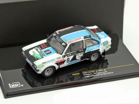 Ford Escort RS MKII #8 Legend Boucles de Spa 2014 Snijers, Eggermont 1:43 Ixo