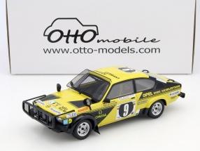 Opel Kadett GT/E Gr. 4 #9 Safari Rallye 1976 Röhrl / Billstam 1:18 OttOmobile