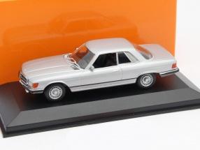 Mercedes-Benz 450 SLC (R107) Year 1974 silver 1:43 Minichamps