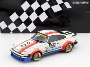 Eberhard Sindel Porsche 934 #55GT ADAC 300km EGT 1976 1:18 Minichamps