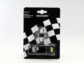 Valentino Rossi Yamaha Startbox Small MotoGP 1:12 Minichamps