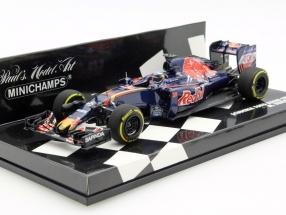 Max Verstappen Toro Rosso STR11 #33 formula 1 2016 1:43 Minichamps
