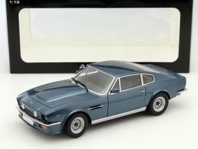 Aston Martin V8 Vantage Year 1985 chichester blue 1:18 AUTOart