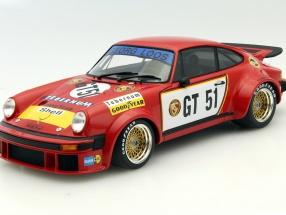 Porsche 934 #GT 51 Winner EGT 300 km Nürburgring 1976 Hezemanns 1:18 Minichamps