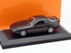 Porsche 924 Year 1984 brown metallic 1:43 Minichamps