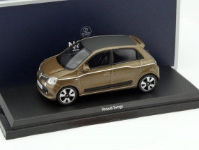 Renault Twingo Year 2014 brown 1:43 Norev