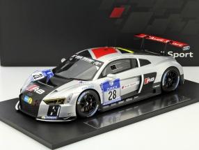 Audi R8 LMS #28 Winner 24h Nürburgring 2015 Mies, Sandström, Müller, Vanthoor 1:12 Spark