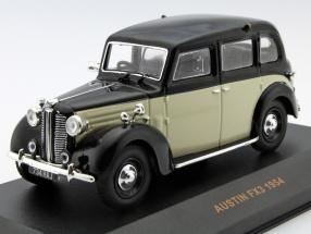 Austin FX3 Year 1954 black / beige 1:43 Ixo