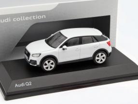 Audi Q2 gletscher weiß 1:43 iScale