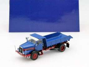IFA H6 Kipper Year 1957 blue / red 1:43 Ixo