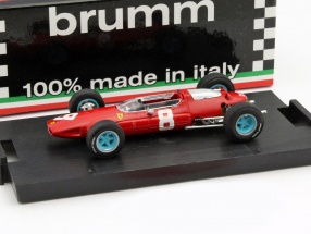 Lorenzo Bandini Ferrari 156 #8 Winner Österreich GP Formel 1 1964 1:43 Brumm