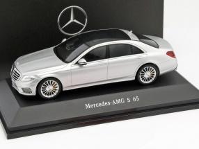 Mercedes-Benz AMG S 65 (V222) iridium silver 1:43 Spark