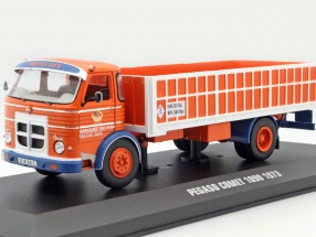 Pegaso Comet 1090 Baujahr 1973 orange 1:43 Ixo