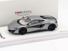 McLaren 570S LHD silber 1:43 TrueScale